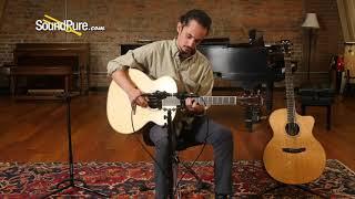 Lowden 0-35 Addy/Figured Walnut Acoustic #16708 Quick 'n' Dirty