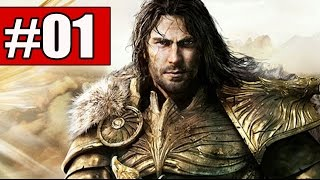 Might and Magic Heroes 7 Walkthrough Part 1 No Commentary Gameplay Lets Play