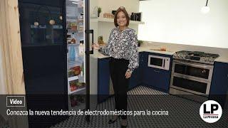 Conozca la nueva tendencia de electrodomésticos para la cocina