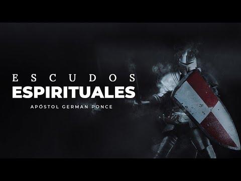 Apóstol German Ponce  Escudos Espirituales  martes 14 septiembre 2021