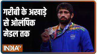 आसान नहीं था रवि दहिया का छत्रसाल से ओलंपिक में सिल्वर लाने तक का सफर, जानें उनकी संघर्ष की कहानी - INDIATV