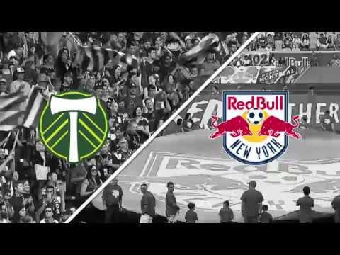 Portland Timbers vs New York Red Bulls | MLS on FS1