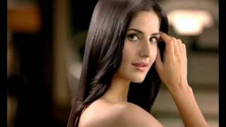 Katrina Kaif in Pantene Ads