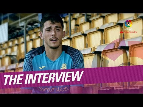 The Interview: Pablo Fornals, Villarreal CF player