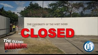 THE GLEANER MINUTE: Schools closed amid COVID-19...Caymanas racing suspended...Pearnel Jnr sworn in