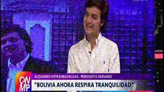 Entrevista a Alejandro Entrambasaguas en Que No Me Pierda sobre Carlos Romero parte 2