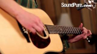 Bourgeois Ray Lamontagne Signature Dreadnought Demo