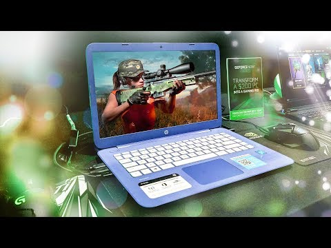 Ultra Gaming on a $200 PC - GeForce NOW