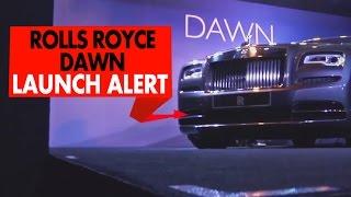 ರೋಲ್ಸ್-ರಾಯಸ್ ಡ್ವಾನ್ : launch alert : powerdrift