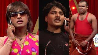 Jabardasth Adhire Abhi & Jigel Jeevan Performance - Ammailu Abbailu (Ameerpet lo) Skit - MALLEMALATV