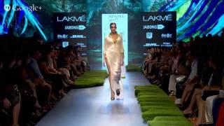 Satya Paul Lakme Fashion Week Summer 2015