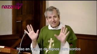 Santa Misa: Domingo 5 de julio de 2020 (en lengua de signos)