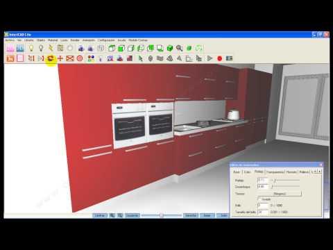 Download youtube to mp3 dise o de cocinas en 3d for Programa para disenar cocinas integrales