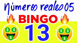 NÚMEROS PARA HOY 01/05/21 DE MAYO PARA TODAS LAS LOTERÍAS...! Números reales 05 para hoy....!!