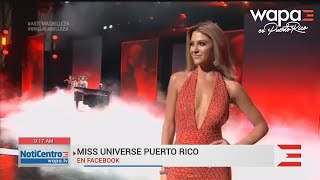 Madison Anderson revela qué buscan en la nueva reina de Puerto Rico