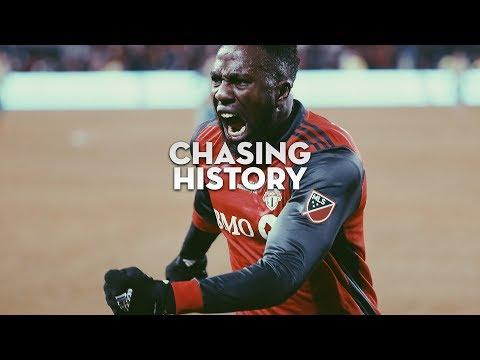 Chase history, make history.