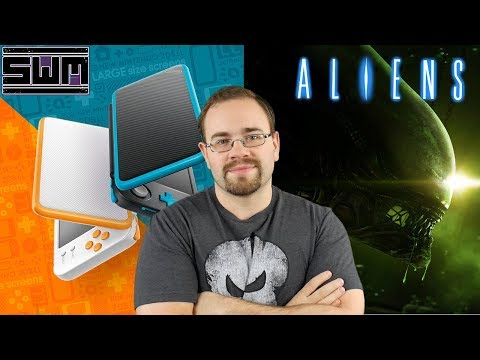 connectYoutube - News Wave! - Switch Takes The NPD In December But The 3DS Surprises And A New Aliens Game Is Coming!