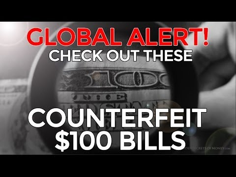 HSOM Episode 5 Bonus Feature: Goodbye Old Counterfeit $100 Bill, Hello New Counterfeit $100 Bill