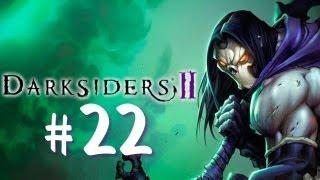 Darksiders 2 прохождение с Карном. Часть 22