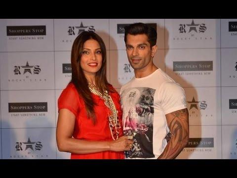 Bipasha Basu and Karan Singh Grover's Fashionable Evening