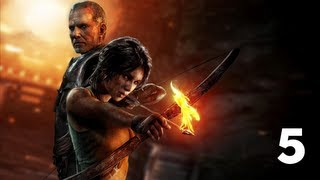 Прохождение Tomb Raider — Часть 5: Гробница Презренного