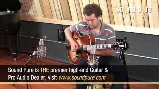 Peluso P67 Tube Microphone Demo -- Guitars