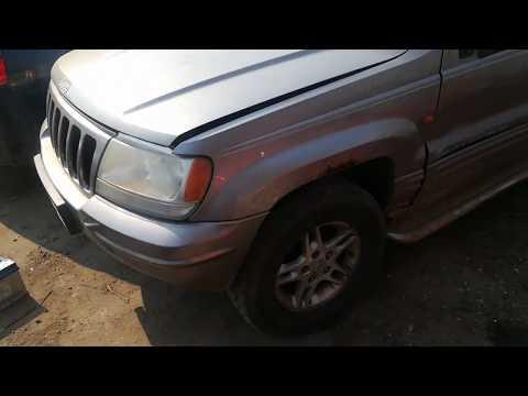 Jeep Grand Cherokee 1999 г запчясти