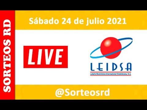 LEIDSA EN VIVO  Sábado 24 de julio 2021 – 8:55 PM