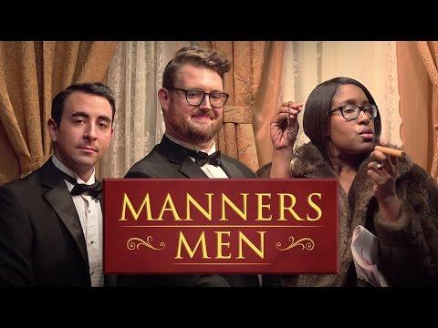 Naomi Ekperigin   Manners Men   Ep. 3
