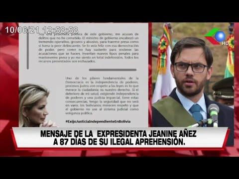 CREEMOS PRESENTA 2 DENUNCIAS CONTRA EL M.A.S NOTICIERO EDICION MERIDIANA JUEVES 10-06-21