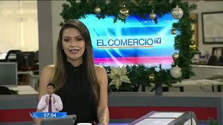 El Comercio TV Primera Edición: Programa del 28 de Diciembre de 2020
