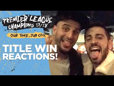 CHAMPIONS SOCIAL MASH UP! | Player Celebrations