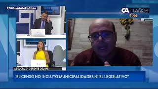 #ALas845 (26-5-2020): entrevista con Abel Cruz, gerente del INE