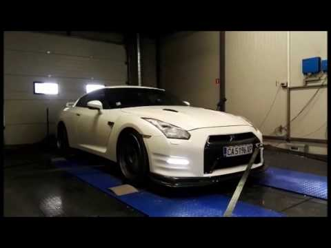 Nissan GTR 1000hp