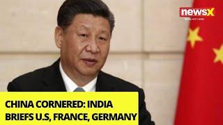 India Briefs France, U.S & Germany | China Being Cornered | NewsX - NEWSXLIVE