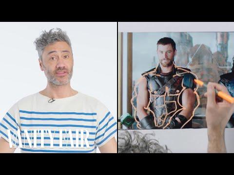 connectYoutube - Thor: Ragnarok's Director Breaks Down a Fight Scene   Notes on a Scene   Vanity Fair