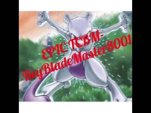 TCBM: BeyBladeMaster8001 (EPIC!)
