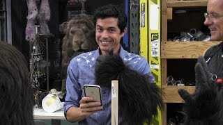 Tomorrow Daily - We visit the Henson Creature Shop to talk about 'Zoo', Ep. 200