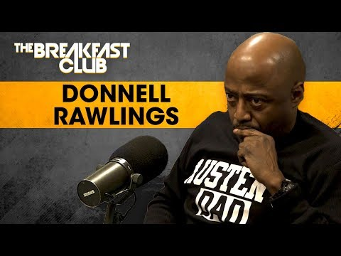 connectYoutube - Donnell Rawlings Disrespects Charlamagne, Talks H&M Controversy + More