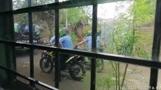 Policía Sandinista asedia la casa del excarcelado William Balmaceda en Managua