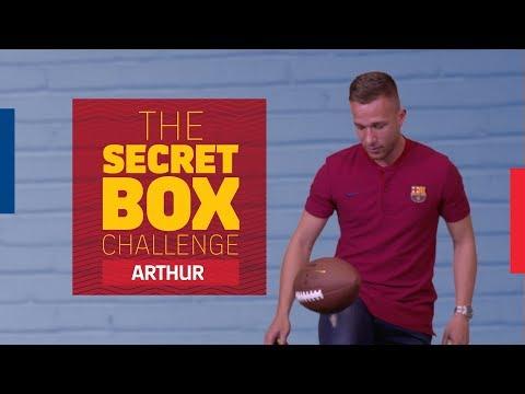 فيديو.. ارثور وتحدي الصندوق السري