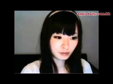 [國際] 大眼日本妹自拍 秀腋毛狂挖鼻孔