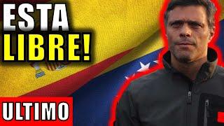 NOTICIAS DE VENEZUELA HOY 25 octubre 2020! Leopoldo Lopez esta libre y detienen a su gente!!