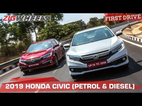 2019 Honda Civic Review: Back With A Bang? | ZigWheels.com