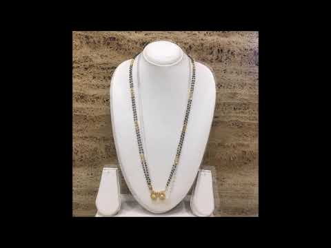 Stylish Long Mangalsutra Designs for 2019