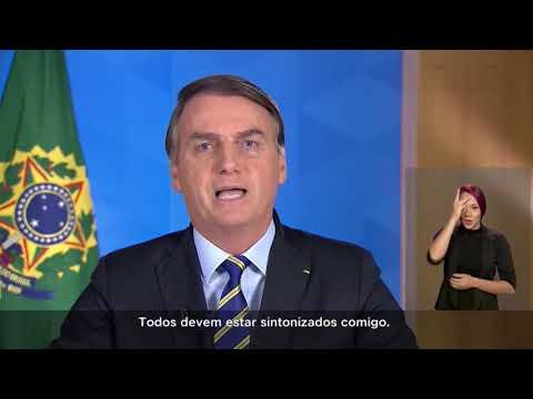 Bolsonaro en la mira tras publicación de video en que se despacha contra adversarios políticos