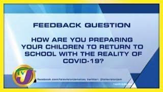 TVJ News: Feedback Question - July 29 2020