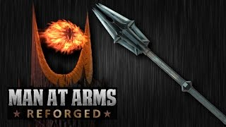 Sauron's Mace (Lord of the Rings) - MAN AT ARMS: REFORGED