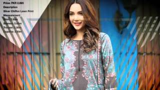 latest warda print summer lawn dresses 2016-2017