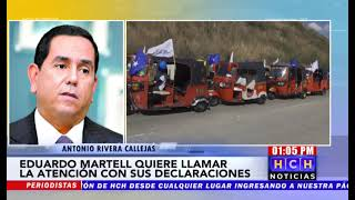 """¡Póngase vivo! Martell asegura que JOH sustituirá a """"Papi"""", """"Toño"""" Rivera asegura es """"una locura"""""""